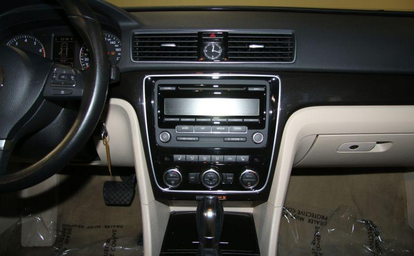 2012 Volkswagen Passat 2.5L  Comfortline AUTO CUIR TOIT MAGS BLUETOOTH #13