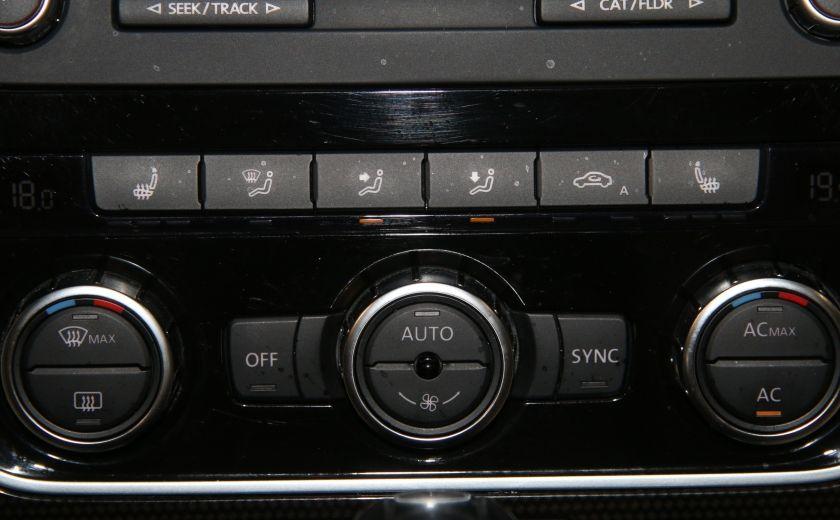 2012 Volkswagen Passat 2.5L  Comfortline AUTO CUIR TOIT MAGS BLUETOOTH #14