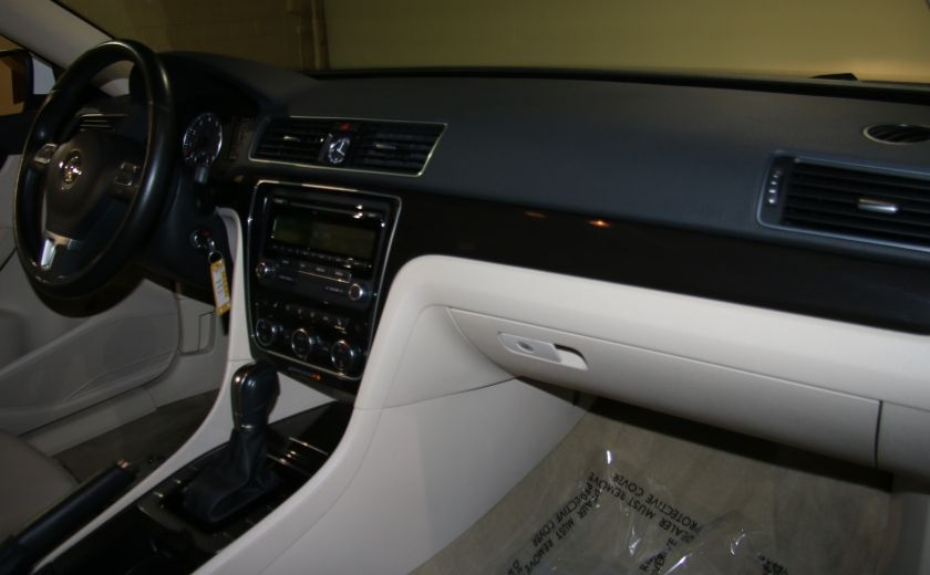 2012 Volkswagen Passat 2.5L  Comfortline AUTO CUIR TOIT MAGS BLUETOOTH #19