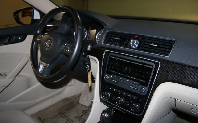 2012 Volkswagen Passat 2.5L  Comfortline AUTO CUIR TOIT MAGS BLUETOOTH #20