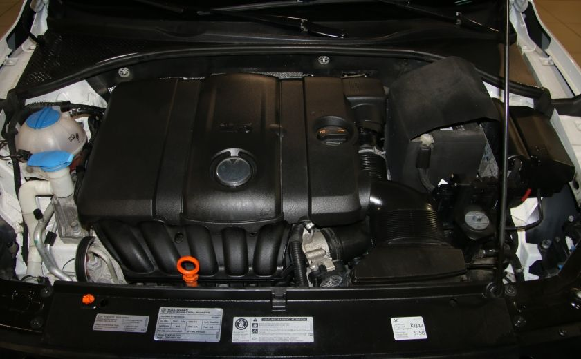 2012 Volkswagen Passat 2.5L  Comfortline AUTO CUIR TOIT MAGS BLUETOOTH #22