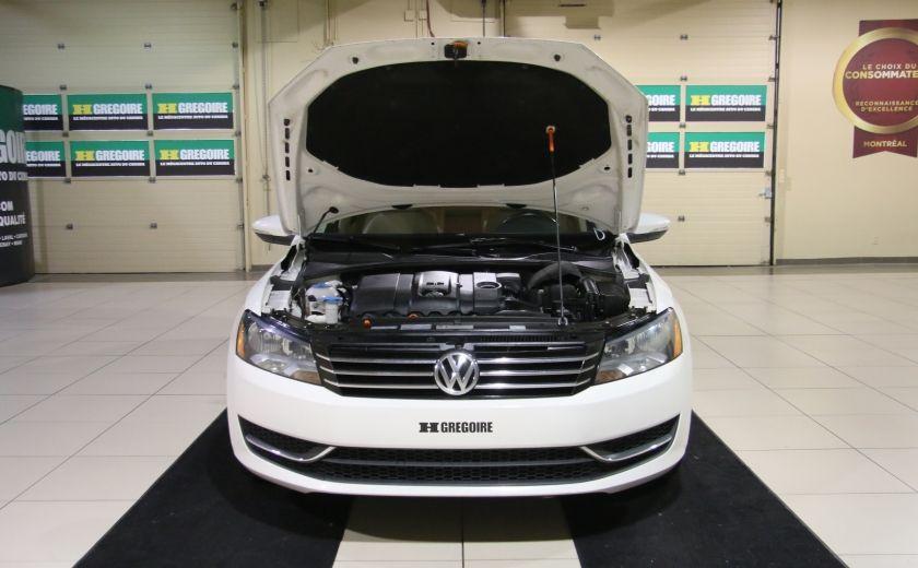 2012 Volkswagen Passat 2.5L  Comfortline AUTO CUIR TOIT MAGS BLUETOOTH #23