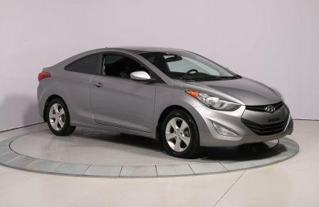 2013 Hyundai Elantra GLS A/C GR ELECT TOIT MAGS BLUETOOTH in Abitibi