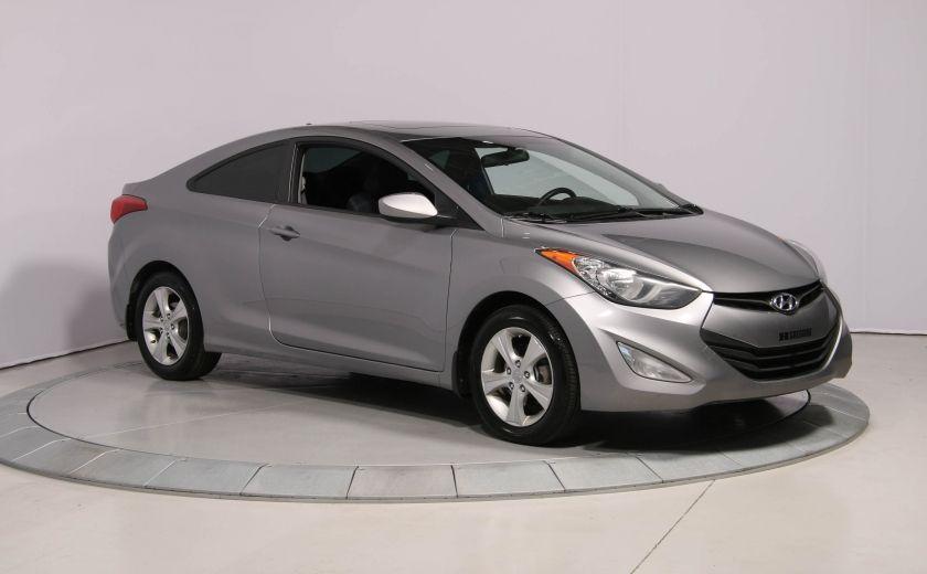 2013 Hyundai Elantra GLS A/C GR ELECT TOIT MAGS BLUETOOTH #0