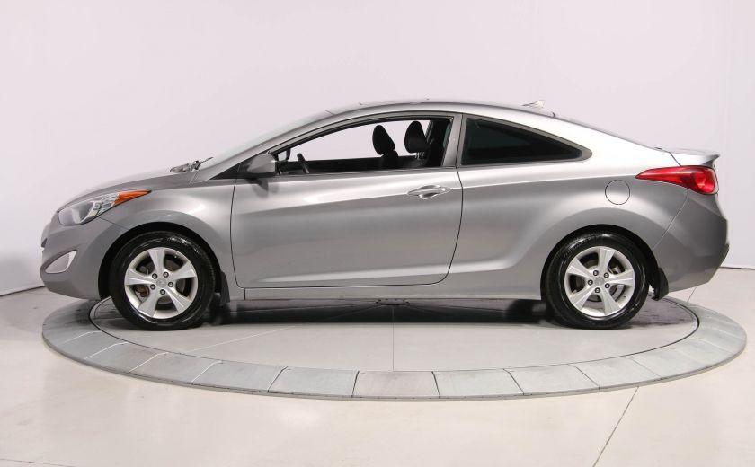2013 Hyundai Elantra GLS A/C GR ELECT TOIT MAGS BLUETOOTH #3