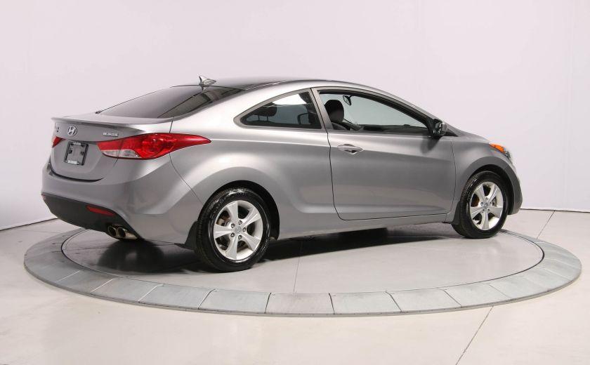 2013 Hyundai Elantra GLS A/C GR ELECT TOIT MAGS BLUETOOTH #6