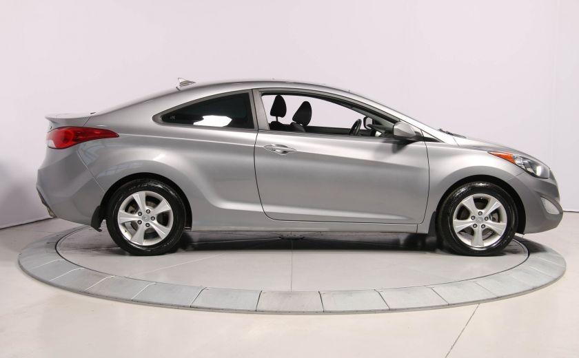 2013 Hyundai Elantra GLS A/C GR ELECT TOIT MAGS BLUETOOTH #7