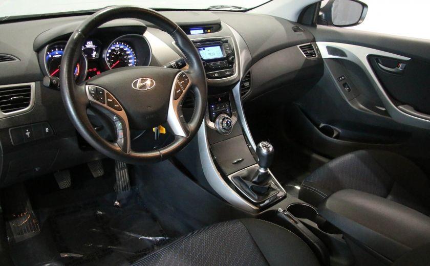 2013 Hyundai Elantra GLS A/C GR ELECT TOIT MAGS BLUETOOTH #8