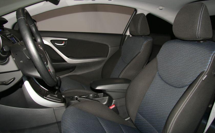 2013 Hyundai Elantra GLS A/C GR ELECT TOIT MAGS BLUETOOTH #9