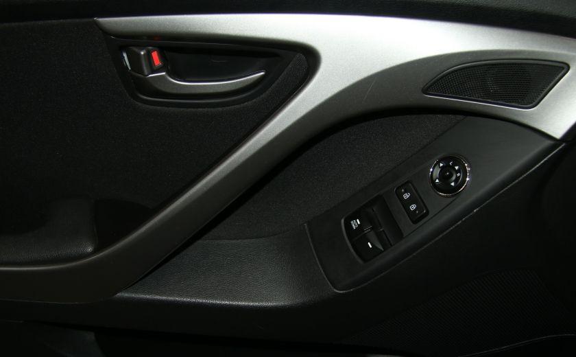 2013 Hyundai Elantra GLS A/C GR ELECT TOIT MAGS BLUETOOTH #10