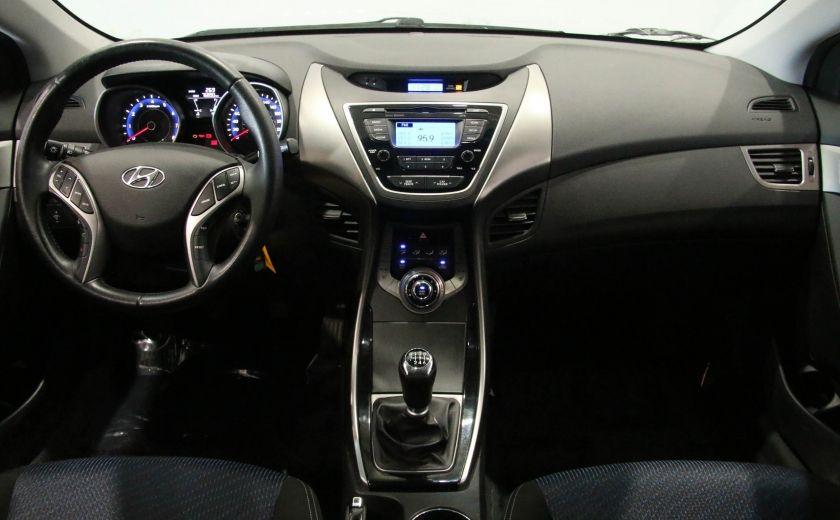 2013 Hyundai Elantra GLS A/C GR ELECT TOIT MAGS BLUETOOTH #12