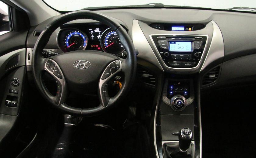 2013 Hyundai Elantra GLS A/C GR ELECT TOIT MAGS BLUETOOTH #13