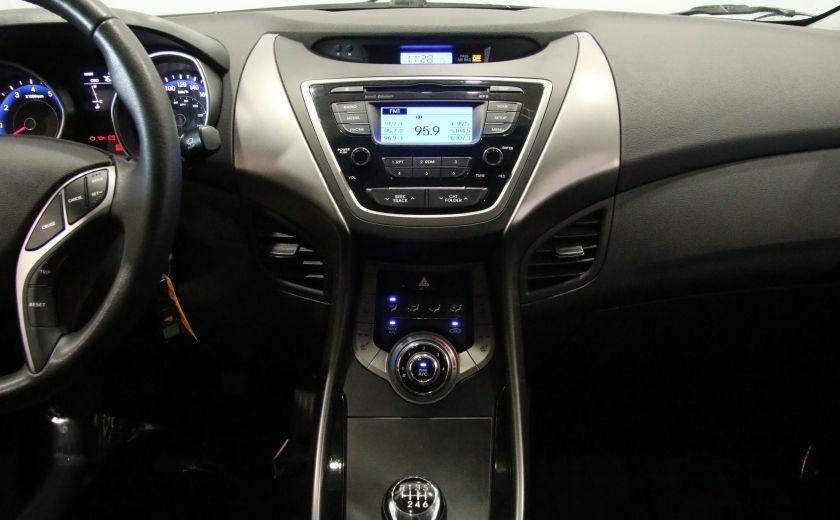 2013 Hyundai Elantra GLS A/C GR ELECT TOIT MAGS BLUETOOTH #15