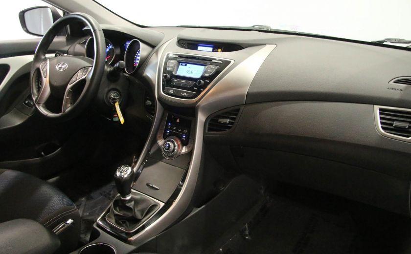 2013 Hyundai Elantra GLS A/C GR ELECT TOIT MAGS BLUETOOTH #19