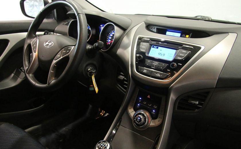 2013 Hyundai Elantra GLS A/C GR ELECT TOIT MAGS BLUETOOTH #20
