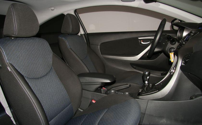 2013 Hyundai Elantra GLS A/C GR ELECT TOIT MAGS BLUETOOTH #21