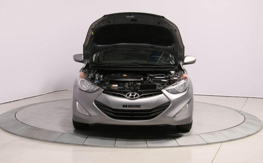 2013 Hyundai Elantra GLS A/C GR ELECT TOIT MAGS BLUETOOTH #23