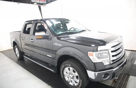 2014 Ford F150 Lariat A/C CUIR TOIT NAV MAGS à Blainville