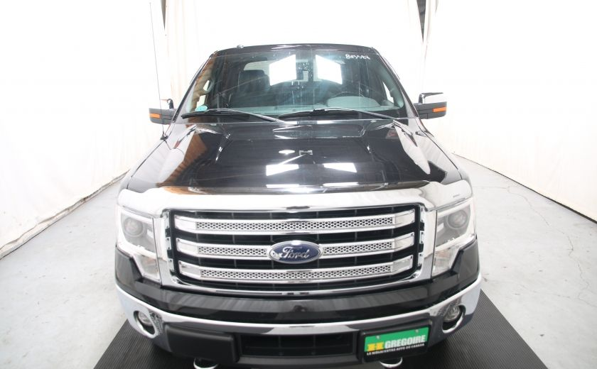 2014 Ford F150 Lariat A/C CUIR TOIT NAV MAGS #1