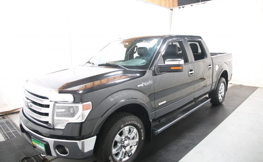 2014 Ford F150 Lariat A/C CUIR TOIT NAV MAGS #2