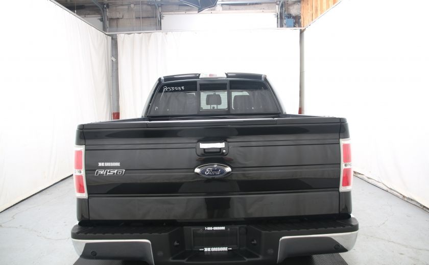 2014 Ford F150 Lariat A/C CUIR TOIT NAV MAGS #4