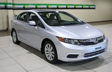2012 Honda Civic EX AUTO A/C TOIT MAGS BLUETOOTH in Abitibi