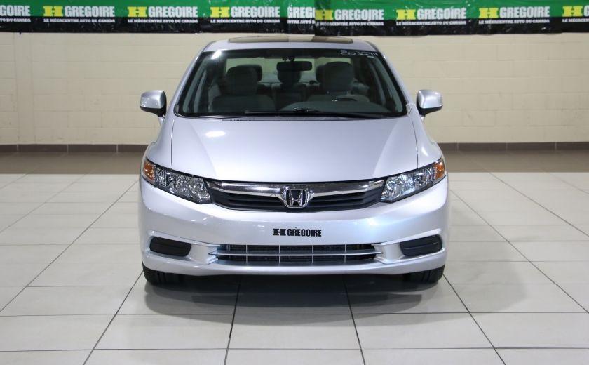 2012 Honda Civic EX AUTO A/C TOIT MAGS BLUETOOTH #1