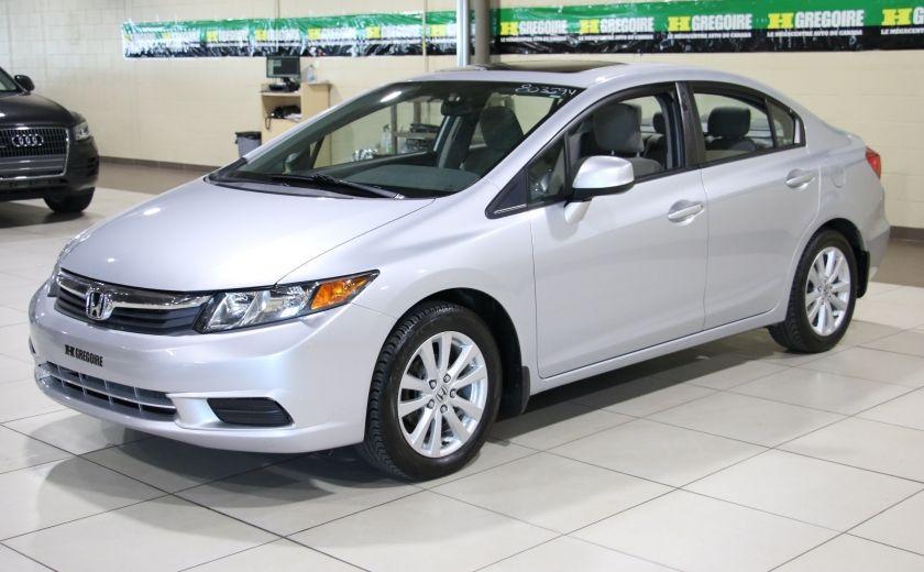 2012 Honda Civic EX AUTO A/C TOIT MAGS BLUETOOTH #2