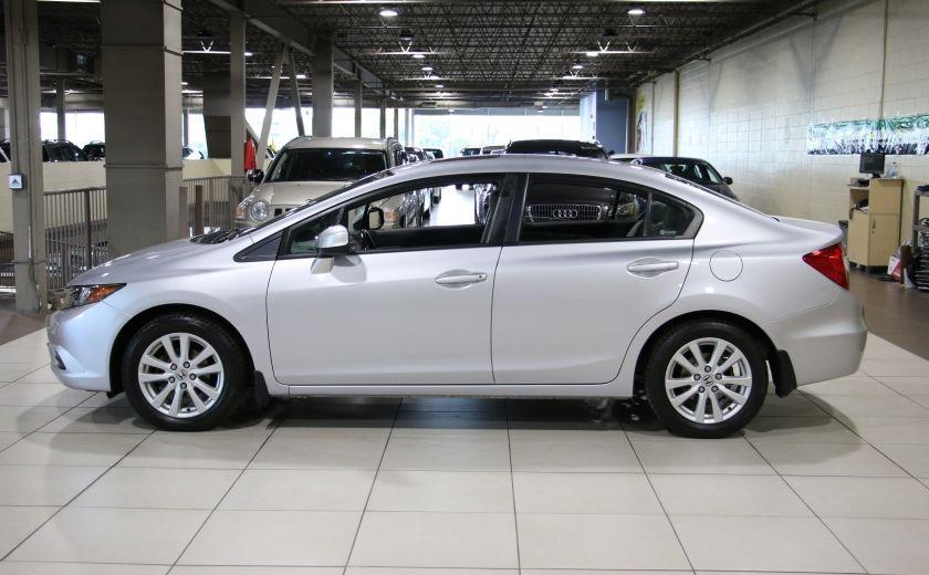 2012 Honda Civic EX AUTO A/C TOIT MAGS BLUETOOTH #3