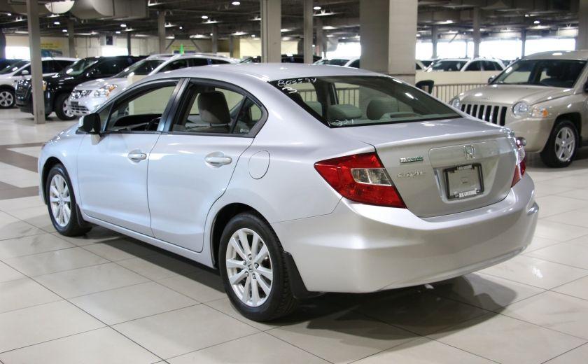 2012 Honda Civic EX AUTO A/C TOIT MAGS BLUETOOTH #4