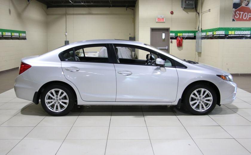 2012 Honda Civic EX AUTO A/C TOIT MAGS BLUETOOTH #7