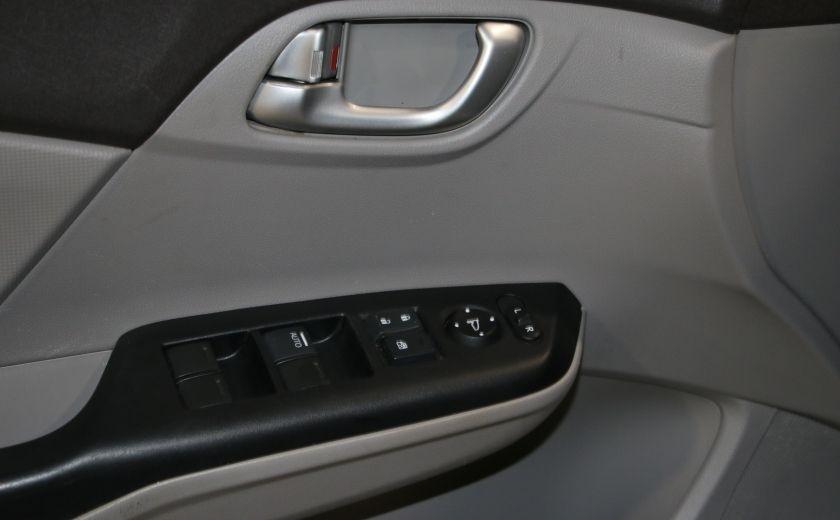 2012 Honda Civic EX AUTO A/C TOIT MAGS BLUETOOTH #10