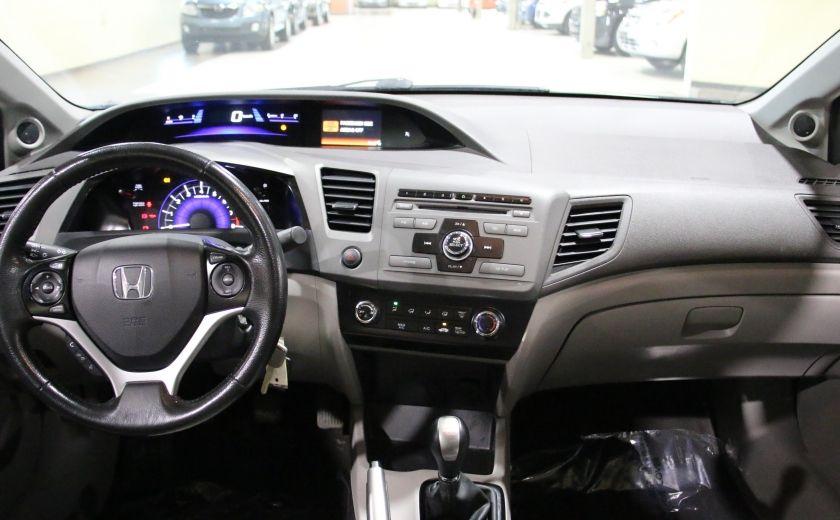 2012 Honda Civic EX AUTO A/C TOIT MAGS BLUETOOTH #12