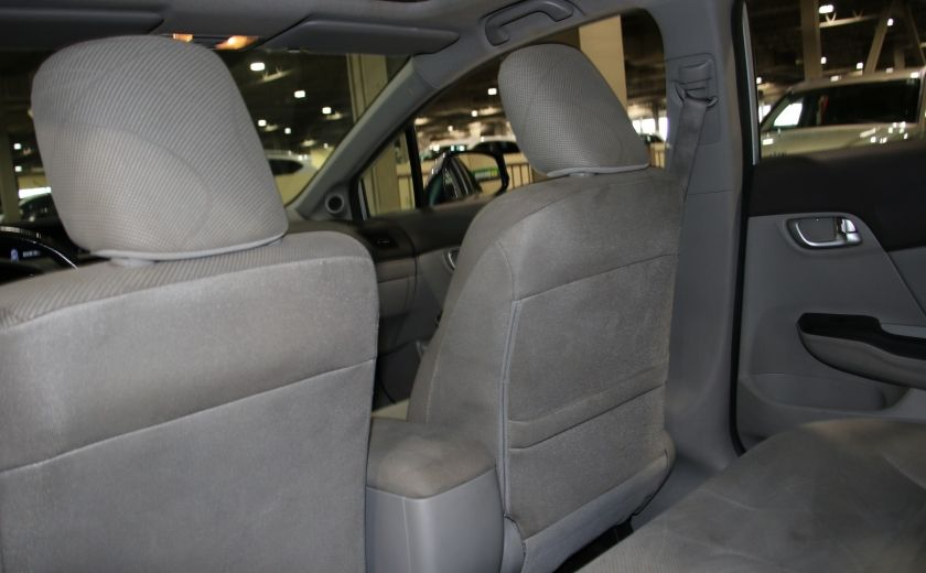 2012 Honda Civic EX AUTO A/C TOIT MAGS BLUETOOTH #17