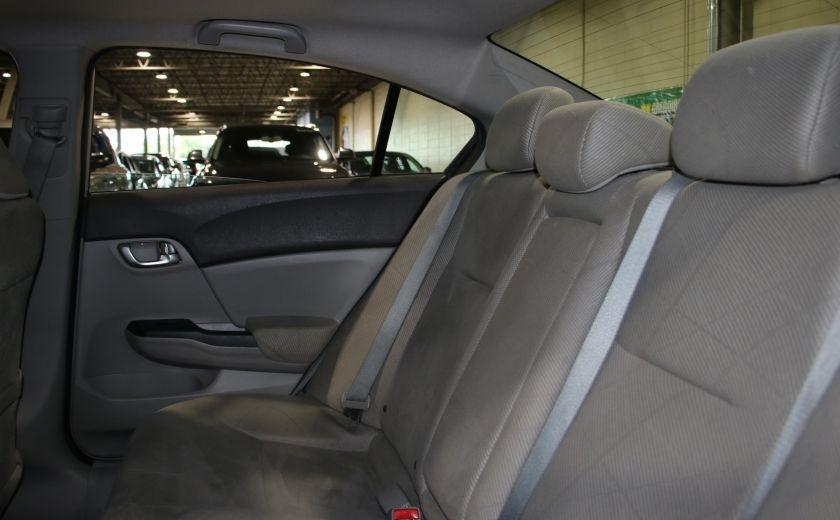 2012 Honda Civic EX AUTO A/C TOIT MAGS BLUETOOTH #18