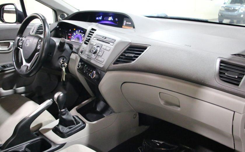 2012 Honda Civic EX AUTO A/C TOIT MAGS BLUETOOTH #21