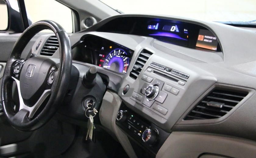 2012 Honda Civic EX AUTO A/C TOIT MAGS BLUETOOTH #22