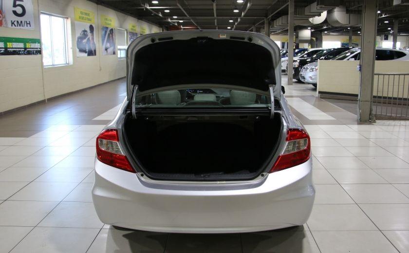 2012 Honda Civic EX AUTO A/C TOIT MAGS BLUETOOTH #26