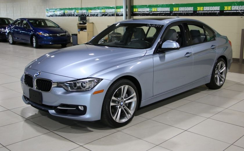 2013 BMW 335i AUTO A/C CUIR TOIT MAGS #2