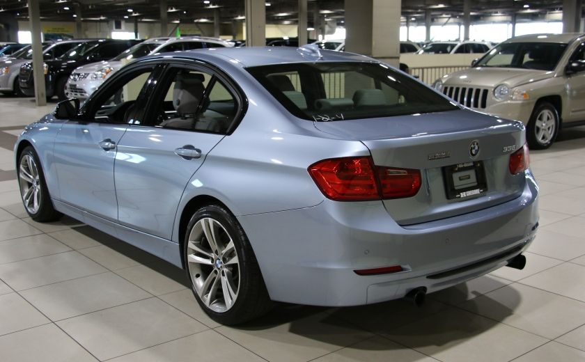 2013 BMW 335i AUTO A/C CUIR TOIT MAGS #4