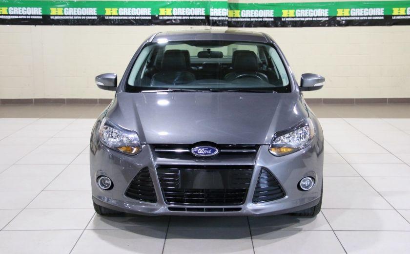 2014 Ford Focus Titanium A/C MAGS BLUETHOOT CUIR #1