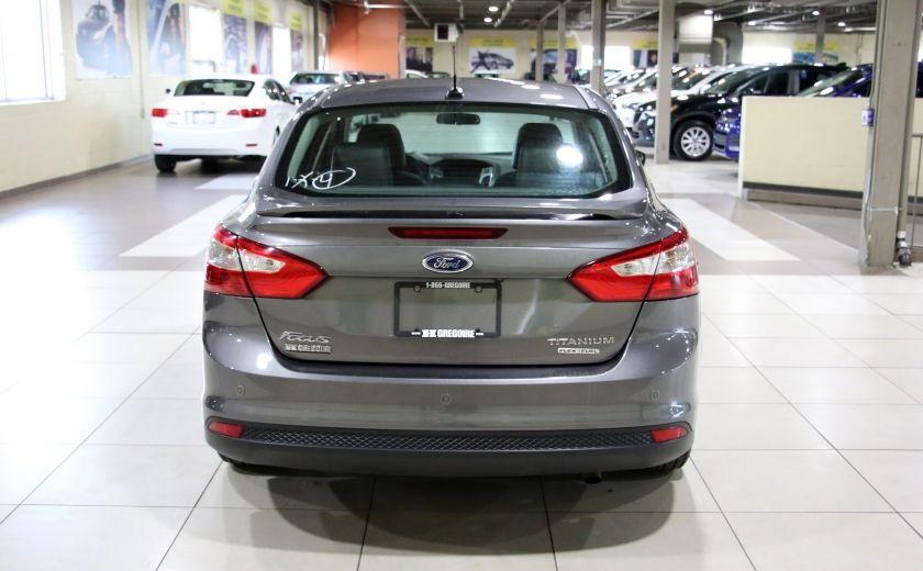 2014 Ford Focus Titanium A/C MAGS BLUETHOOT CUIR #5