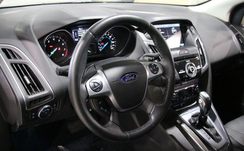 2014 Ford Focus Titanium A/C MAGS BLUETHOOT CUIR #8