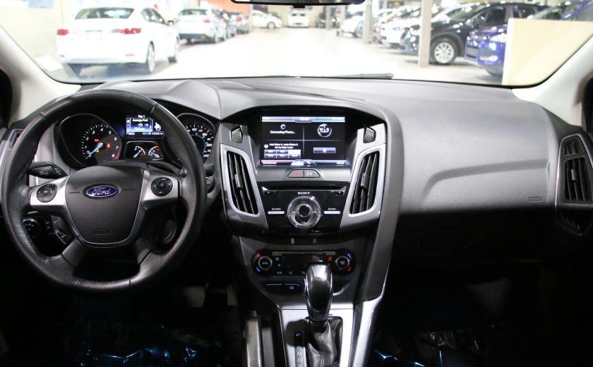 2014 Ford Focus Titanium A/C MAGS BLUETHOOT CUIR #13