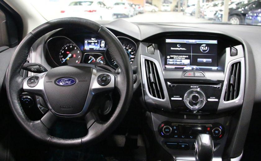 2014 Ford Focus Titanium A/C MAGS BLUETHOOT CUIR #14