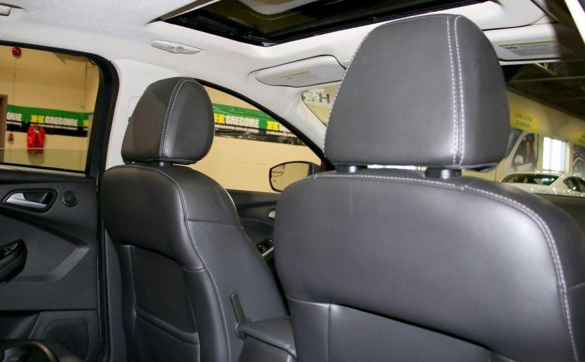 2014 Ford Focus Titanium A/C MAGS BLUETHOOT CUIR #22