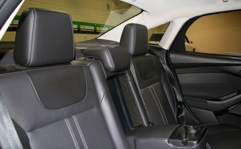 2014 Ford Focus Titanium A/C MAGS BLUETHOOT CUIR #23