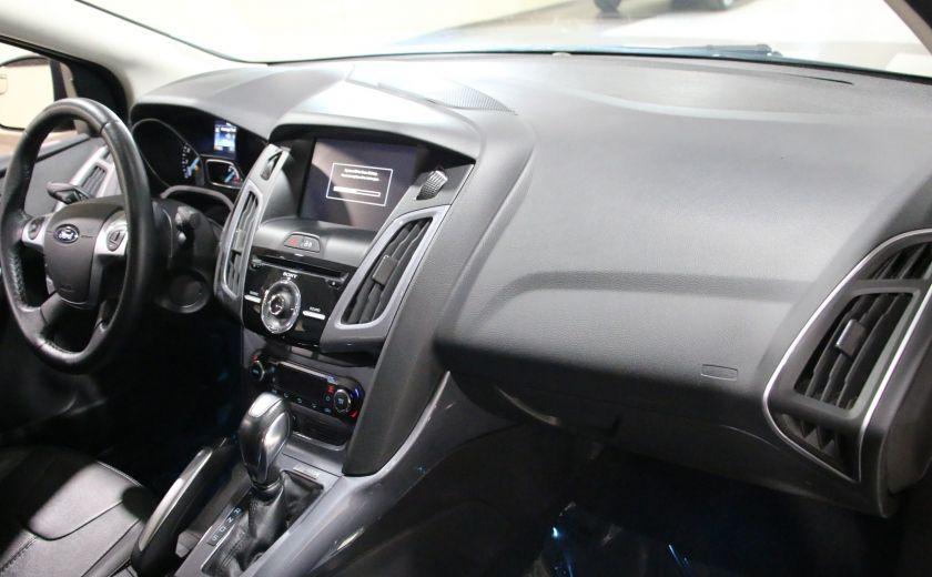 2014 Ford Focus Titanium A/C MAGS BLUETHOOT CUIR #24