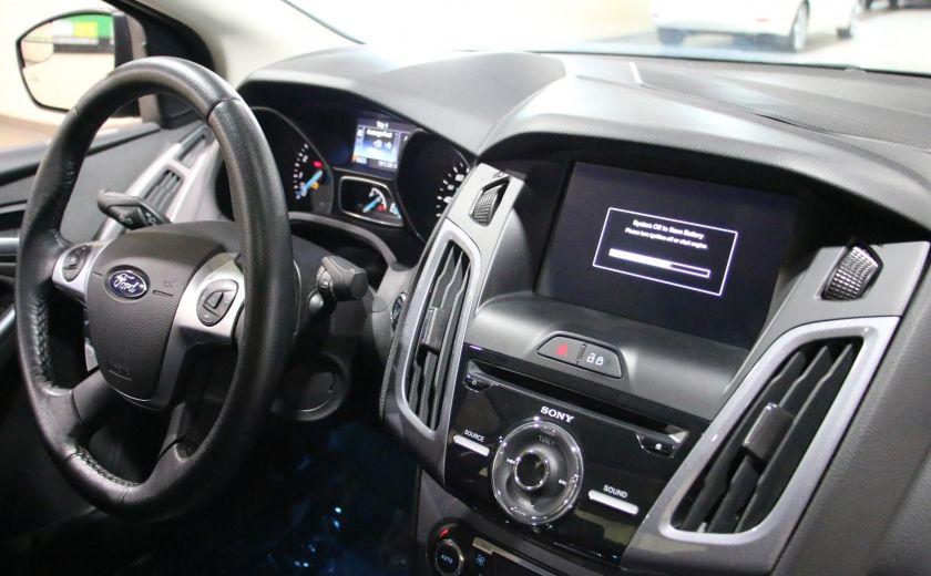 2014 Ford Focus Titanium A/C MAGS BLUETHOOT CUIR #25