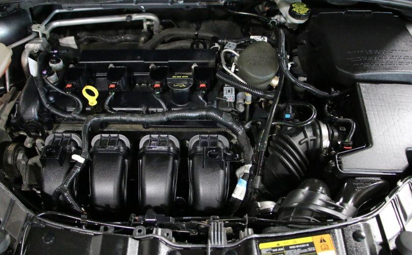 2014 Ford Focus Titanium A/C MAGS BLUETHOOT CUIR #27